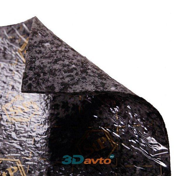 Шумоизоляционный материал STP Уплотнительный материал BlackTon 4 (1,0x0,75) - фото 1