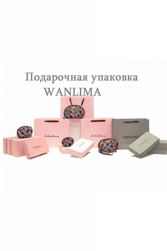 Кошелек Wanlima 0030248 черный - фото 1