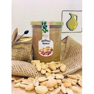Паста из арахиса, Россия, стекл.банка, 400г - фото 1