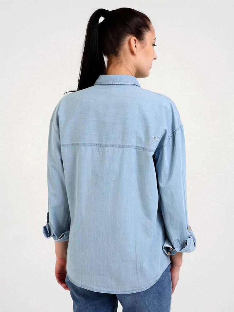 17346 рубашка женская 297009 - фото 1