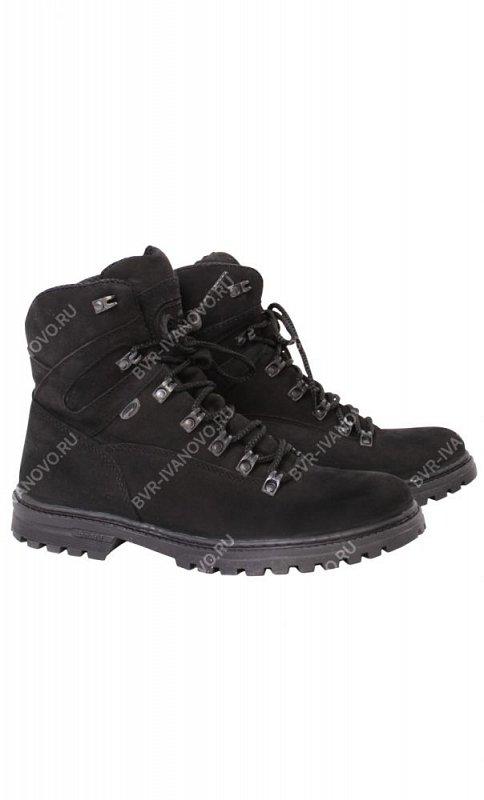 Ботинки Коккер цв.Чёрный арт.552-3 - фото 1