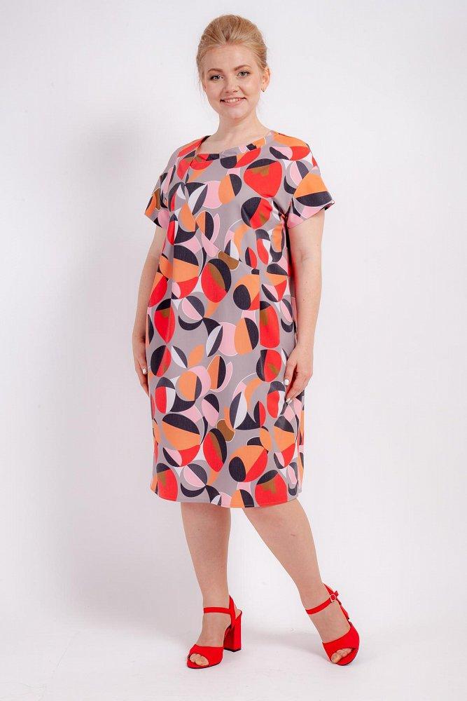 модель платье корукав; текстиль - фото 1