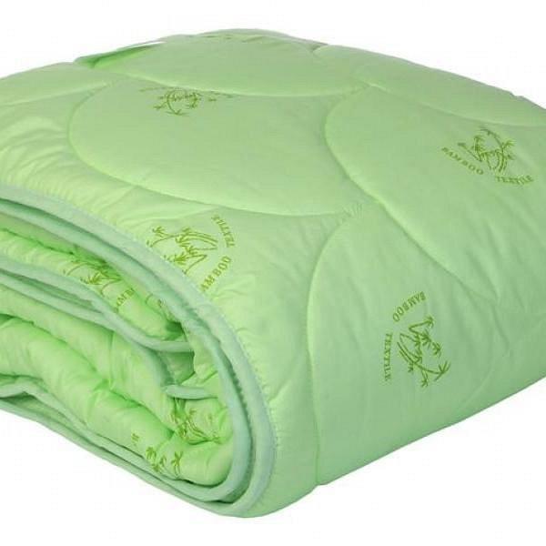 Одеяло Бамбук 200х220 п/э Зима 450гр Комфорт СТ - фото 1
