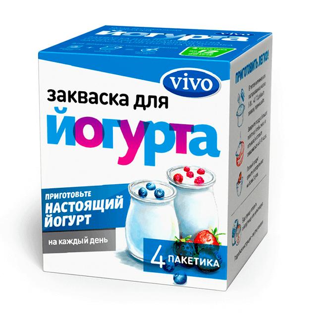 Закваска для Йогурта VIVO - фото 1