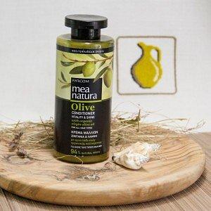 Кондиционер для всех типов волос MEA Natura Olive, 300мл - фото 1