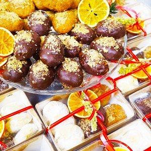 Набор рождественских сладостей (ассорти), 300г - фото 1