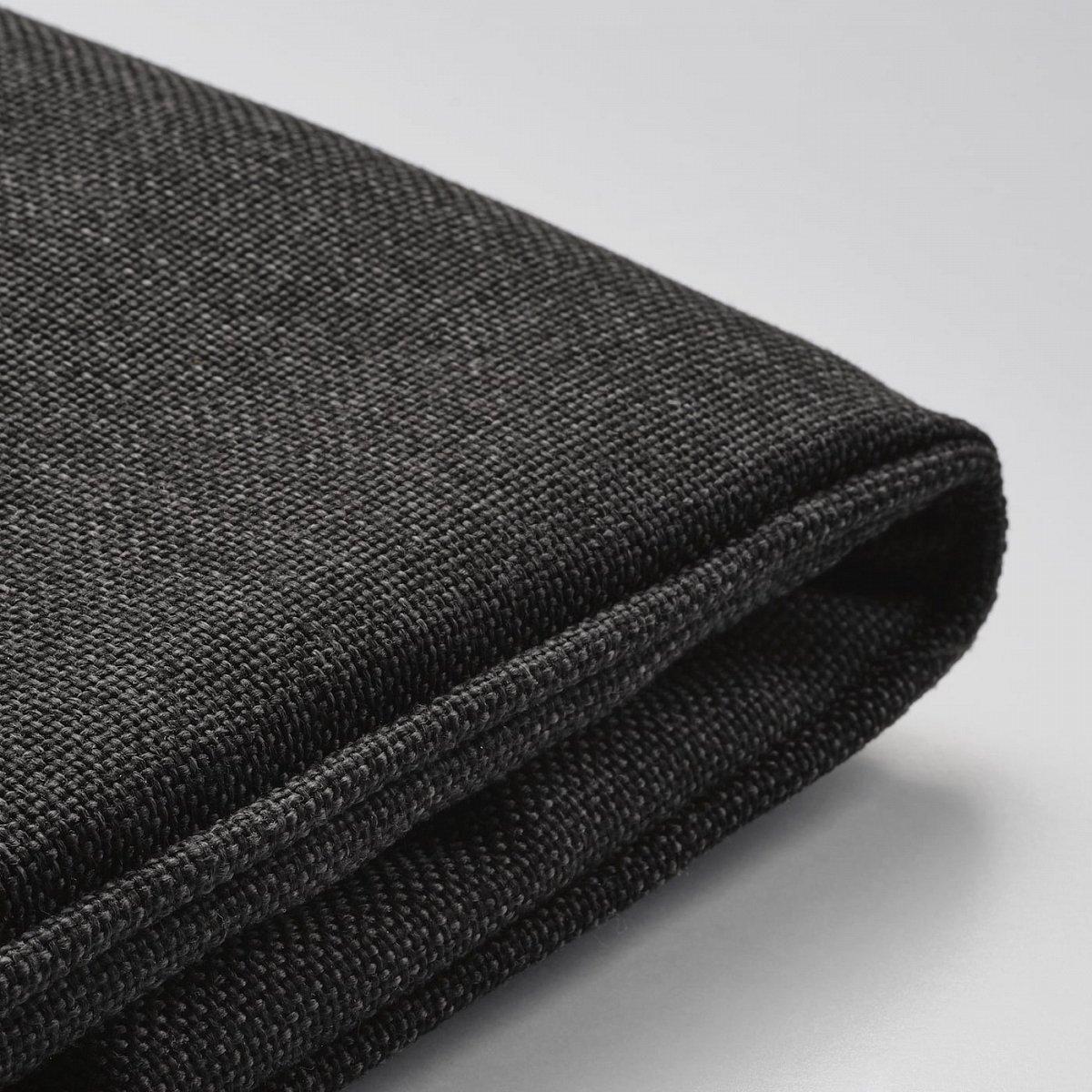 ЙЭРПОН, Чехол на подушку стула, для сада антрацит, 50x50 см - фото 1