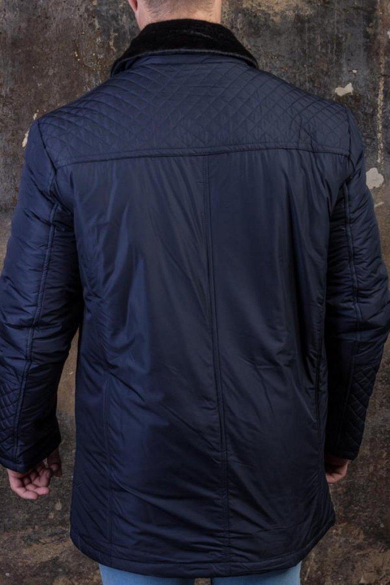 Куртка 16821 т.синий PAOLO МАХ - фото 1