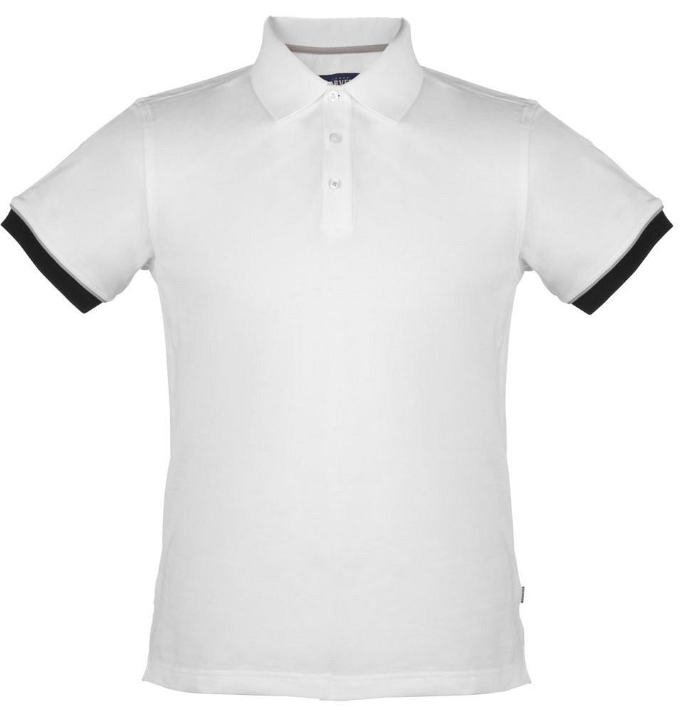 Рубашка поло мужская ANDERSON, белая, артикул 6551.60 - фото 1