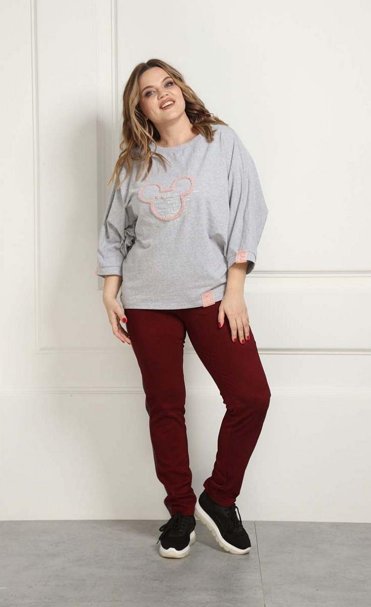 АМОРИ 5141 (164) — женские брюки - фото 1