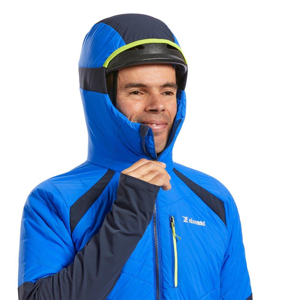 8560894 Куртка для альпинизма гибридная мужская SPRINT SIMOND - фото 1