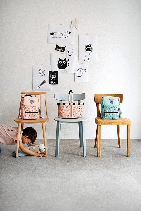Ранец детский cats and dogs mint, артикул - фото 1