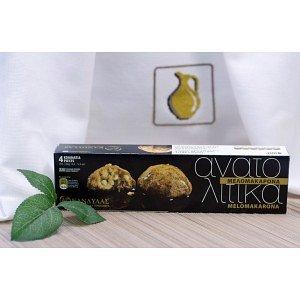 Меломакарона, традиционные греческие сладости, 4 шт. - фото 1