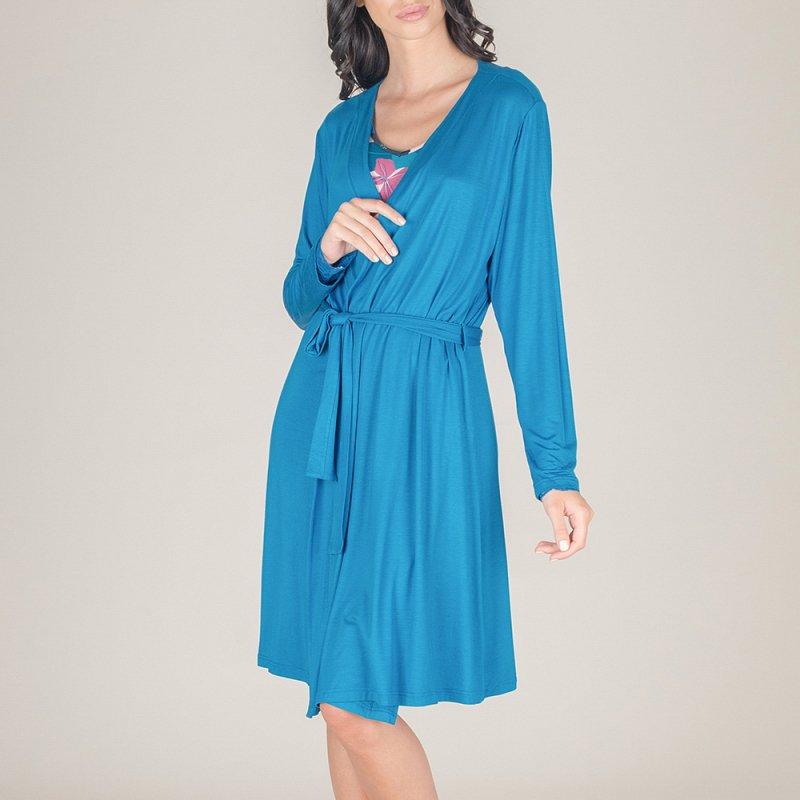 Женский халат E20B-12W101(mom) - фото 1