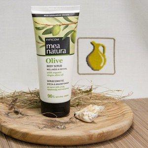 Скраб для тела MEA Natura Olive, 200мл - фото 1