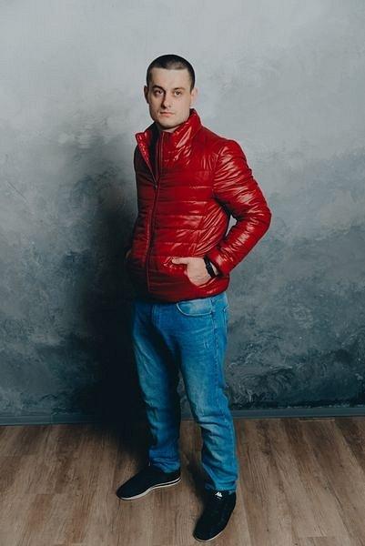 Мужская куртка Рельефная-Спринг - фото 1