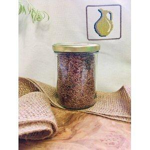 Семена льна коричневого, Россия, ст.банка, 250г - фото 1