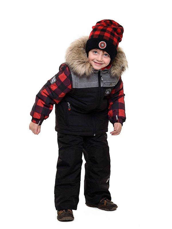 Костюм для мальчика NANO Куртка+полукомбинезон F 20 M 249 - фото 1