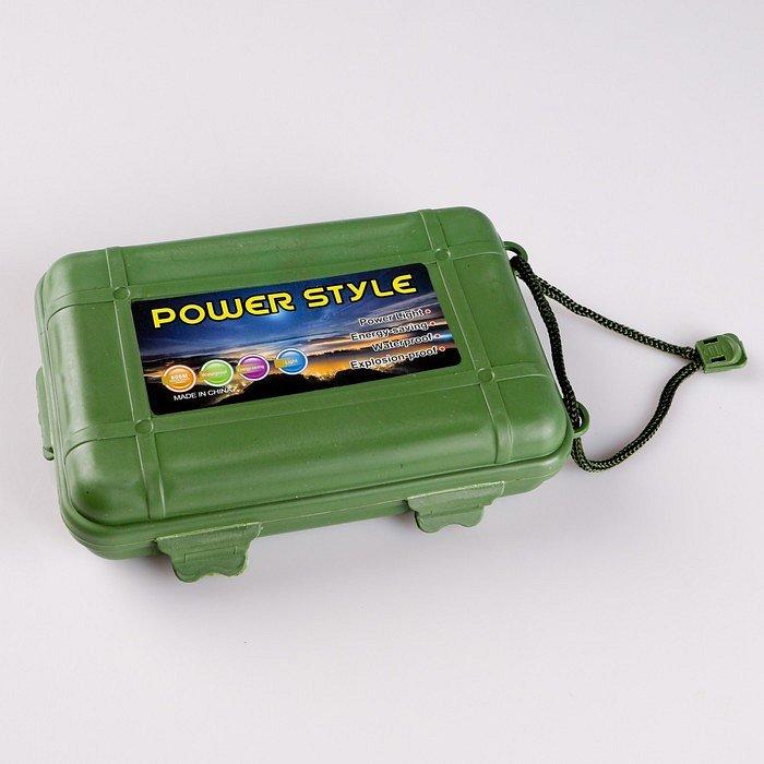 Фонарь профессиональный аккумуляторный, P50, 12W, 340 лм, 5 режимов, от сети, 17х4 см - фото 1